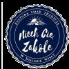 logo z białym